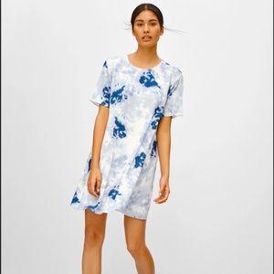 Aritzia Wilfred Carine dress